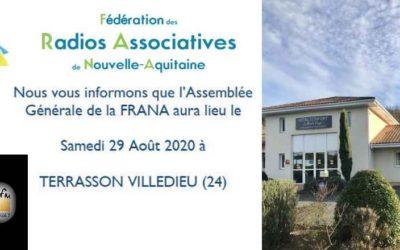 AG Samedi 29 Aout 2020 à Terrasson Villedieu